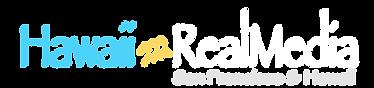 Hawaii RealMedia Black BG logo.png