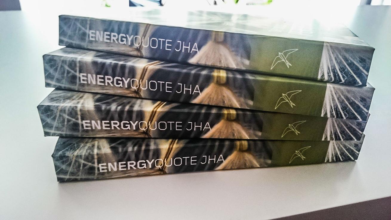 Custom folders for Energy Quote