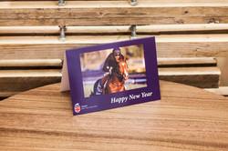 Gloss laminated card
