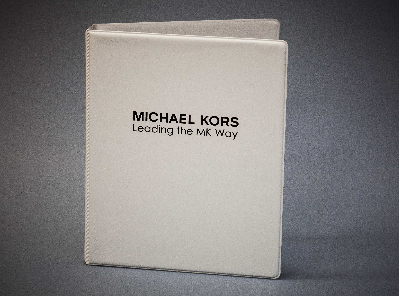 Bespoke folder