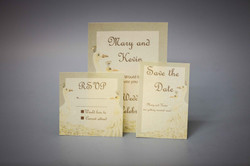 Pergamenta Naturale Wedding Set