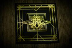 digital gold foil