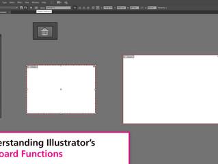 Understanding Illustrator's Artboard Functions