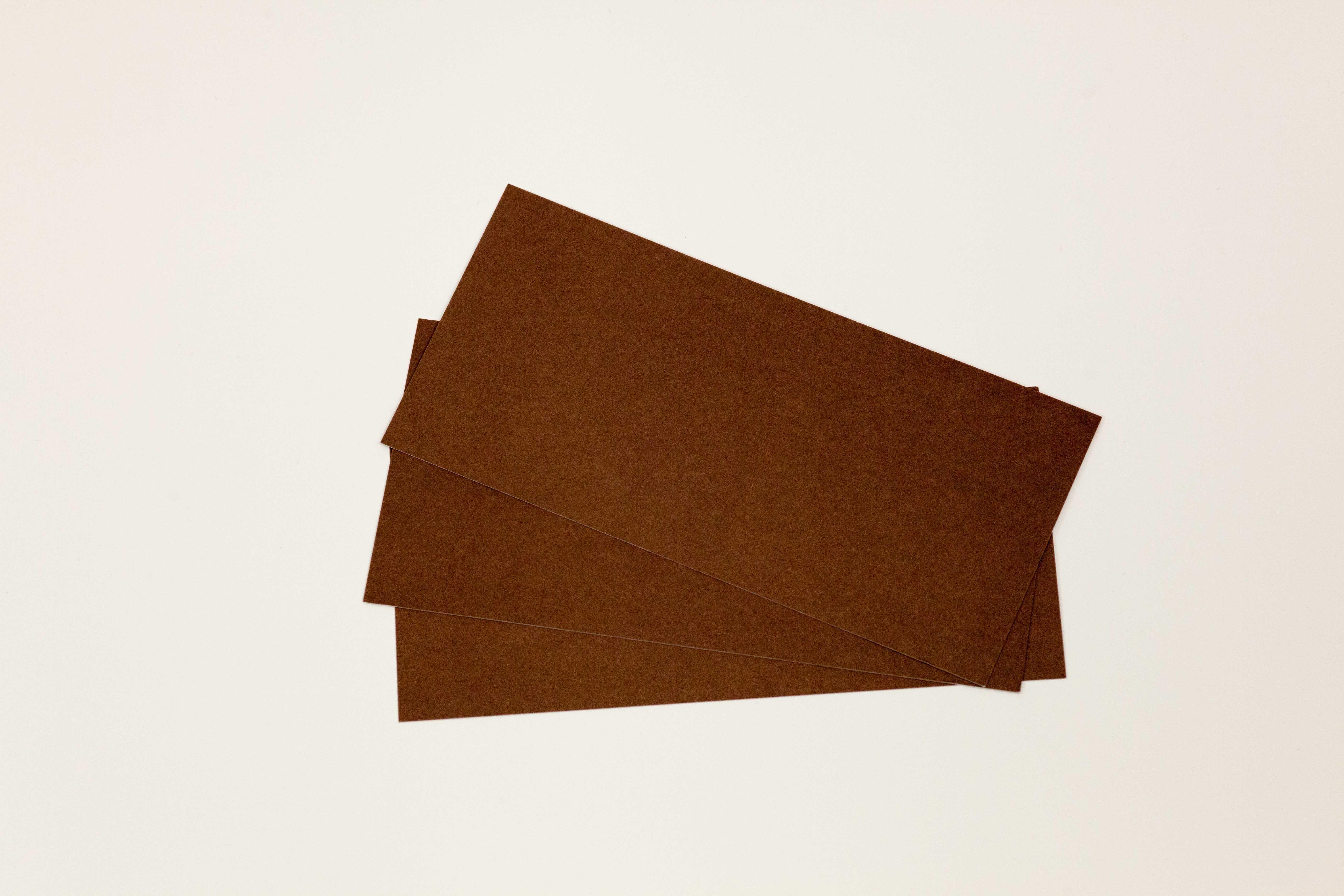 Comp Slips printed on 120 gsm