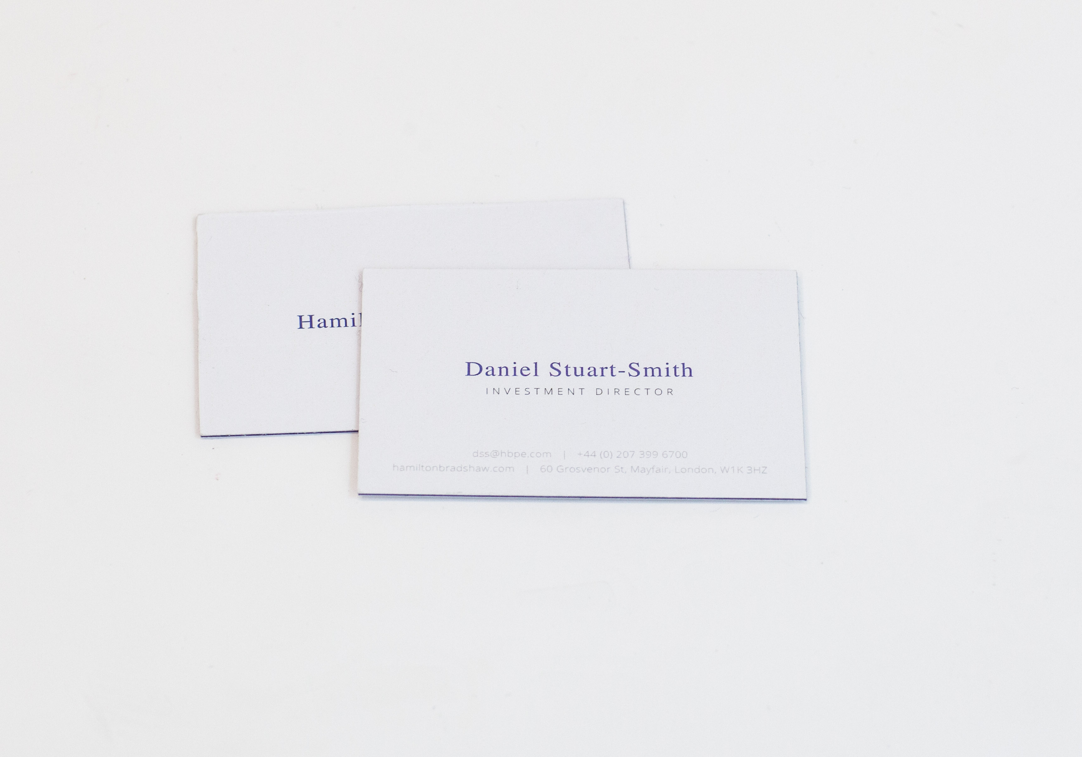 3 ply business cards