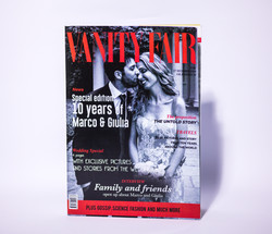 Magazine A4 with gloss cover