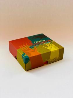 packing design - custom box
