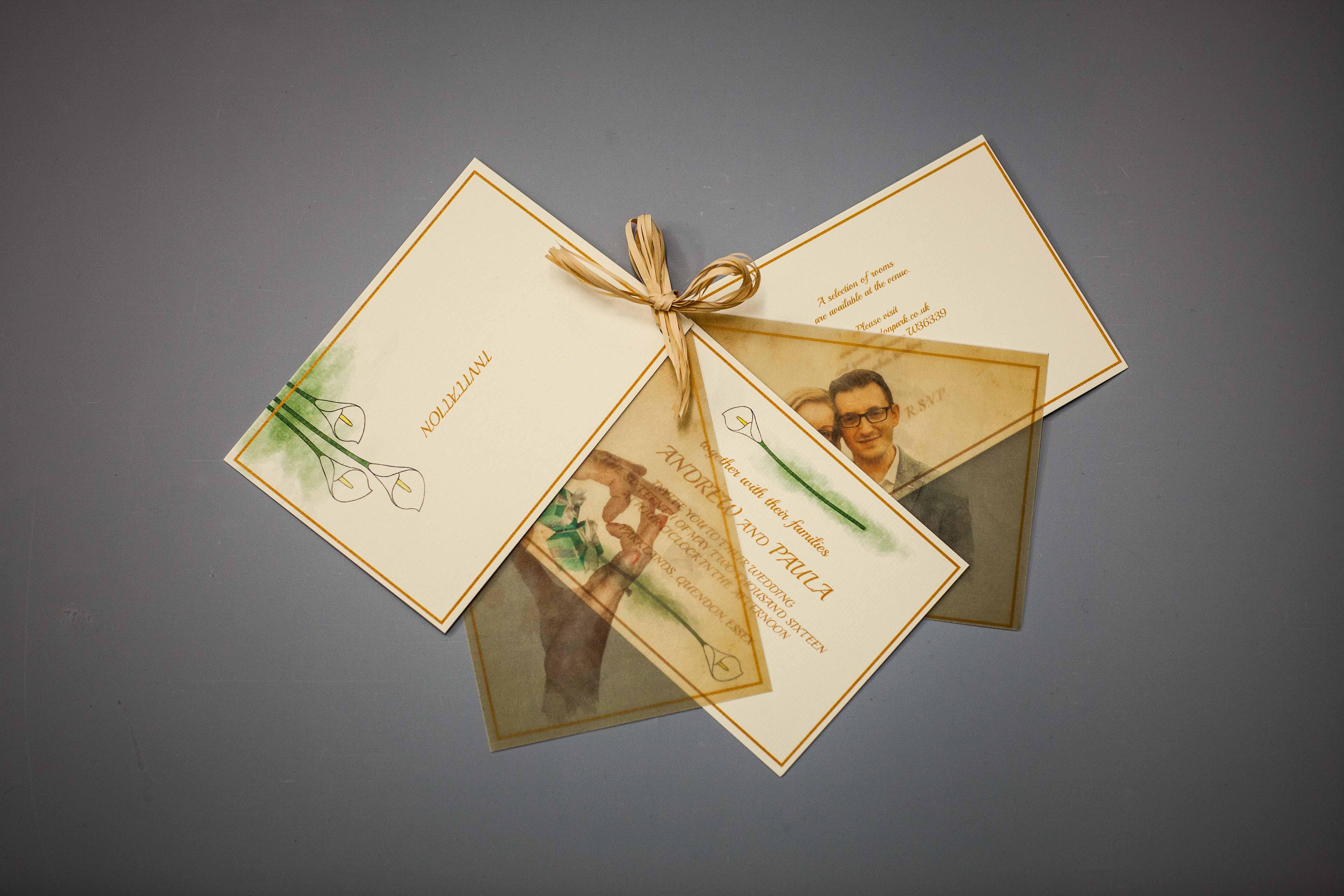 Tracing Paper & Card 5 Sheet Set