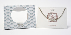 die cut jewellery packaging