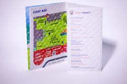 A5 Booklet with pearlescent cover