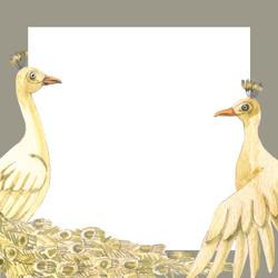 Peacocks RSVP