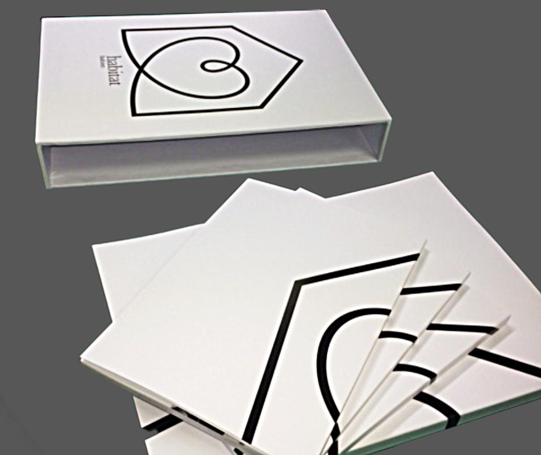 Custom slip case