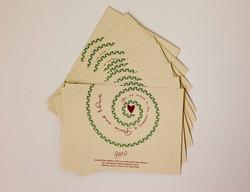 Cards on woodstock betulla