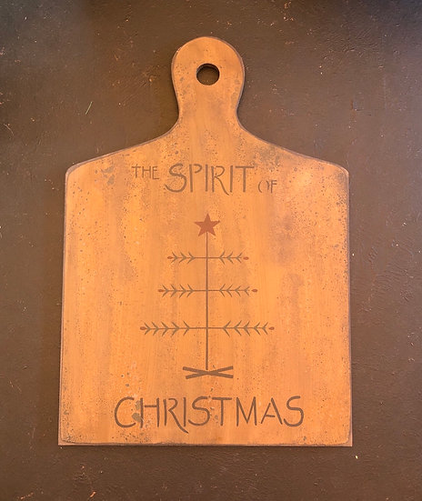 SPIRIT OF CHRISTMAS BOARD