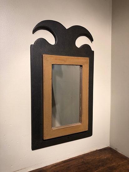 Pineapple Crest Mirror