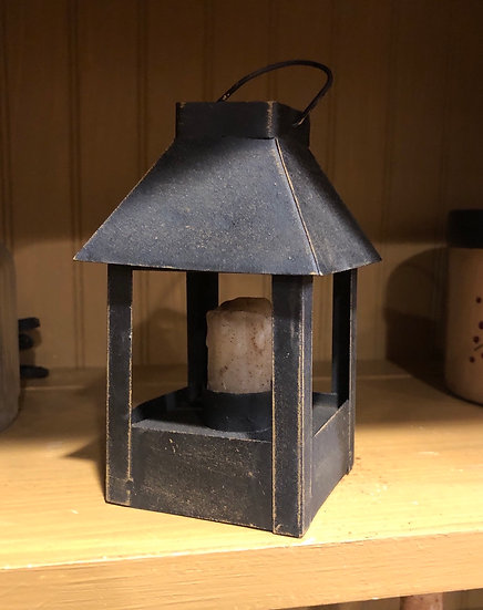 MINIATURE LANTERN WITH TIMER