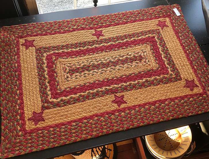 RECTANGLE CINN STAR RUG