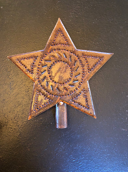 RUSTIC TREE TOPPER
