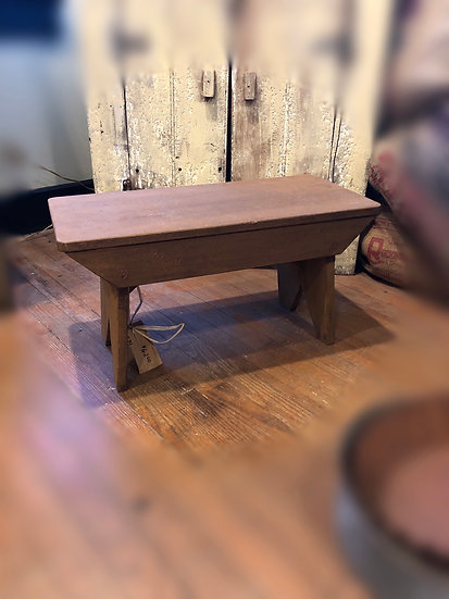 Small bench 2'