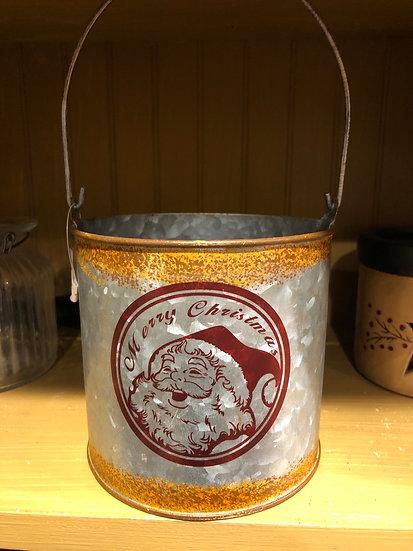 Christmas Bucket Medium