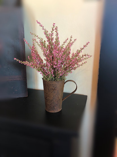 SPRING HEATHER IN POT