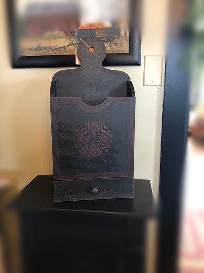 COLONIAL WALL BOX