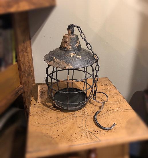 """12"""" Cage Lantern"""