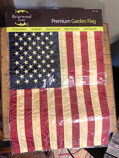 Premium Garden Flag