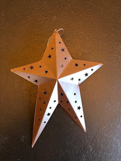 """6"""" X 8"""" CUTOUT STAR"""
