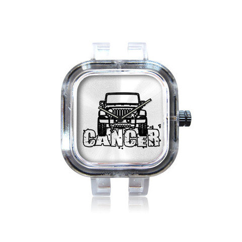 Crush Cancer(Face Plate Only)