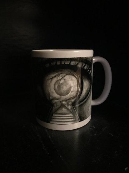 Eye of the Keyholder Mug
