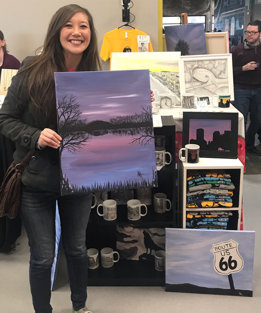 Painting Sold!