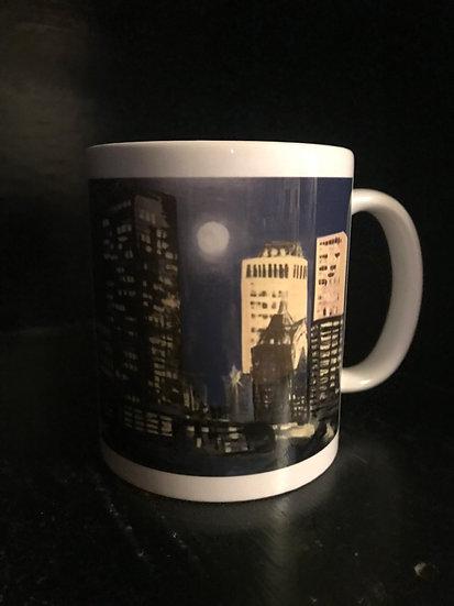 Downtown Tulsa Mug