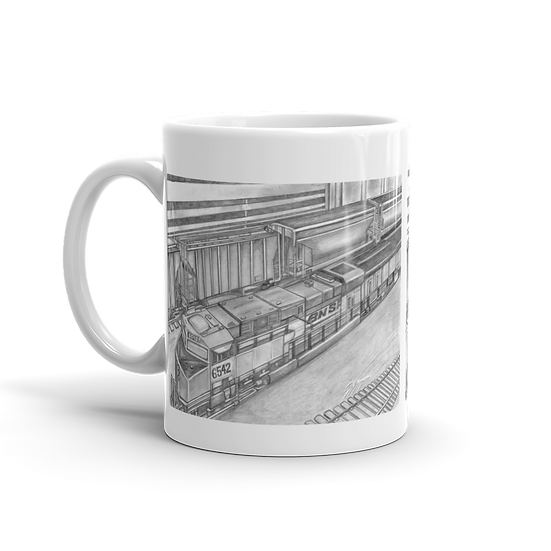 Train, For Dad Mug