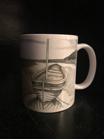 The Boat Mug