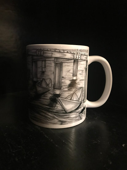 Water Under the Bridge Mug