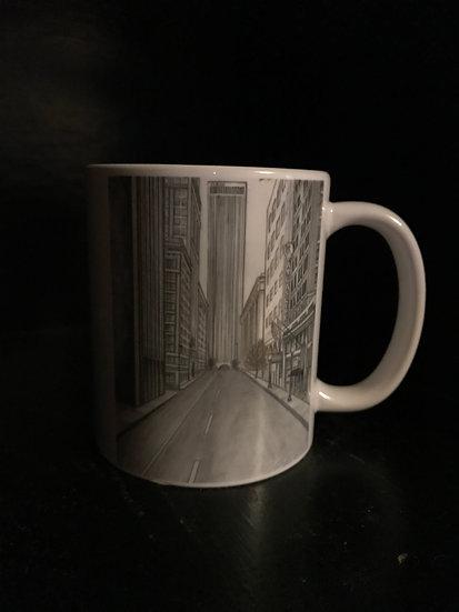 Boston Street Mug