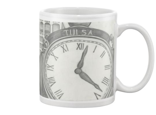 Tulsa Time Mug