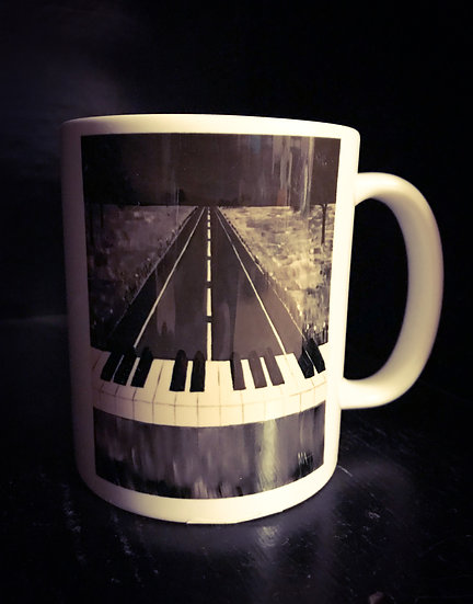 Road to Music Mug