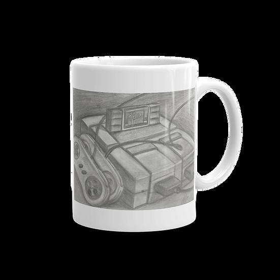 Super NES  Mug