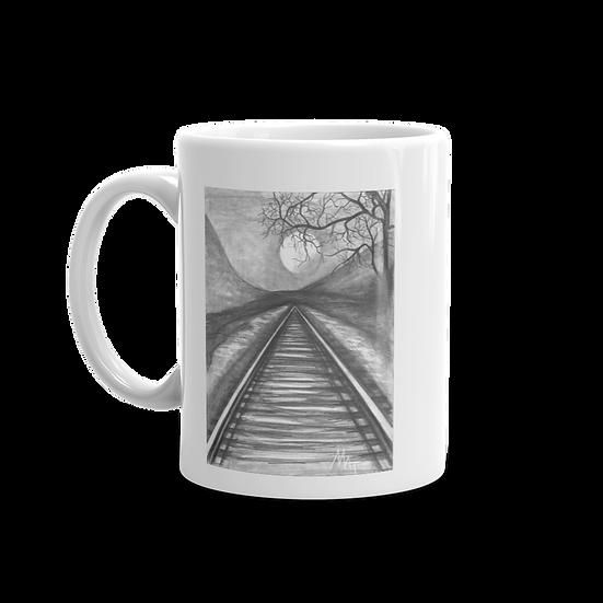 Tracks  Mug