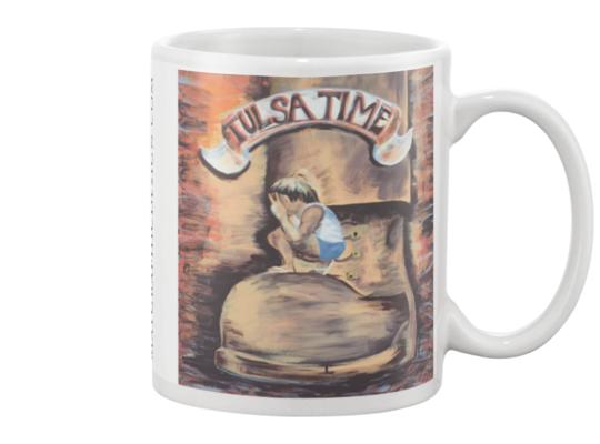 Tulsa Tine Mug
