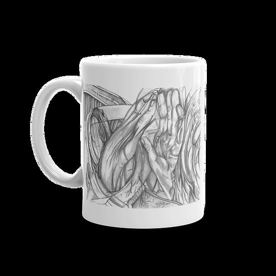 Abstract in Wonderland Mug