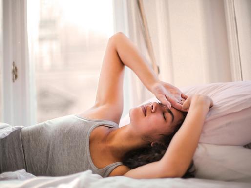 Aumentan los trastornos del sueño por el confinamiento