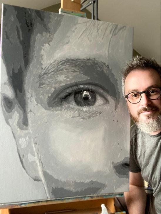 Portrait - Colin