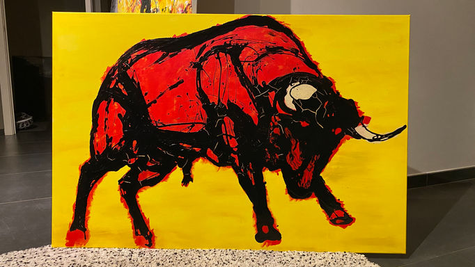 Iberian Bull