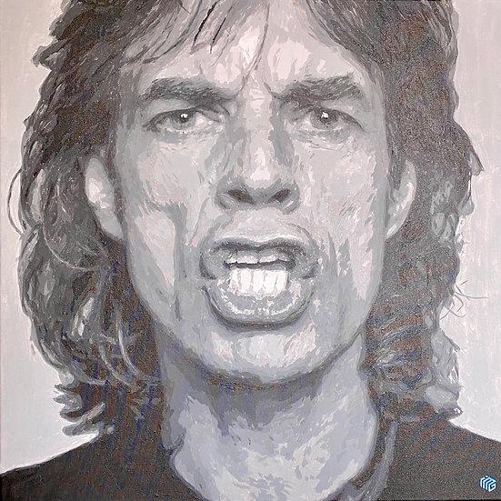 Mick Jagger - SOLD