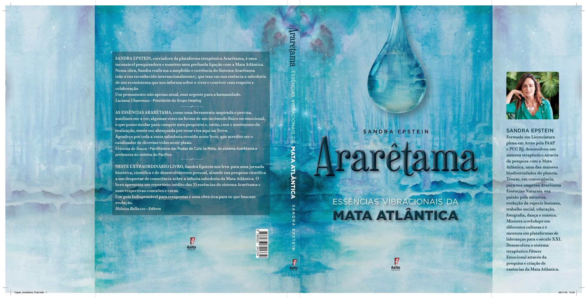 Livro Ararêtama 2020