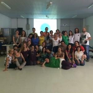 Entrevista com Sandra Epstein, sobre a aula na UNIFESP: A conexão com a Natureza e o Sistema Ararêta