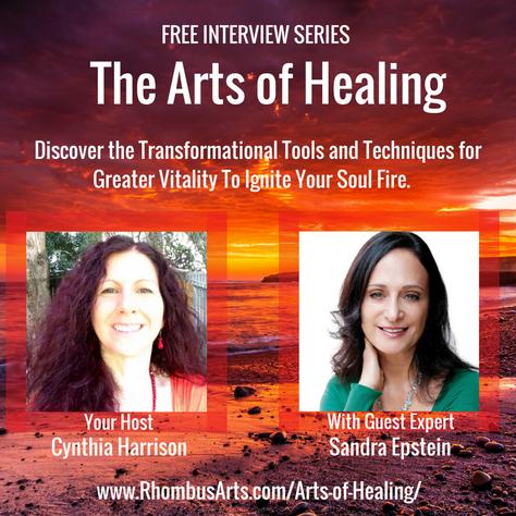 The arts of healing - Sandra Epstein Interview